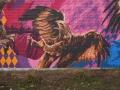 3Steps | BirdsofPrey Mural | Giessen 2016