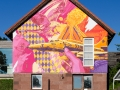 3Steps 2017 - The Sense of Things - Sound of Freedom - Mural - 01 - 150 dpi