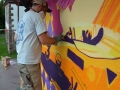 3Steps - The Sense of Things - Murals - Working (5)