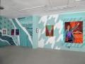 3Steps | Stadtbotanik| Urban Art | Galerie am Bahndamm | Installation
