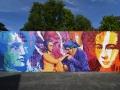 3Steps | Werther Mural | Museum Wetzlar 2015