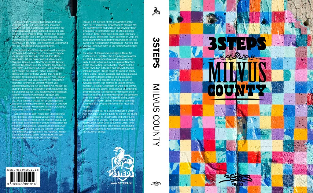 3Steps | Milvus County Book